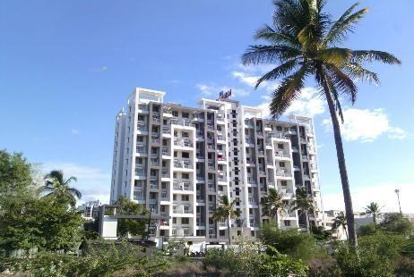 1085 sqft, 2 bhk Apartment in Kwality Vrindavan Heights Hadapsar, Pune at Rs. 16000