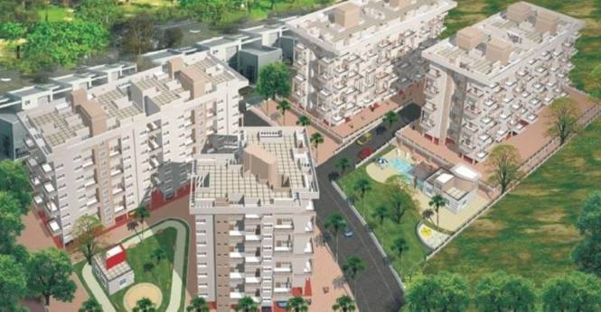 950 sqft, 2 bhk Apartment in Mantra Majestica Hadapsar, Pune at Rs. 44.0000 Lacs