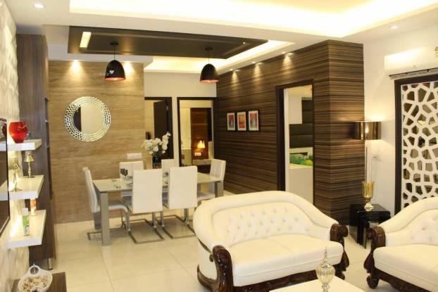 1730 sqft, 3 bhk Apartment in Builder green lotus avenue Zirakpur, Mohali at Rs. 66.6050 Lacs