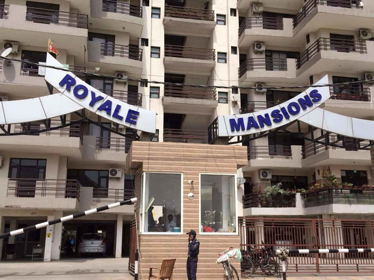 1600 sq ft 3BHK 3BHK+2T (1,600 sq ft) Property By Nirmaaninfratech In royal mansion, PEER MUCHALLA ADJOING SEC 20 PANCHKULA