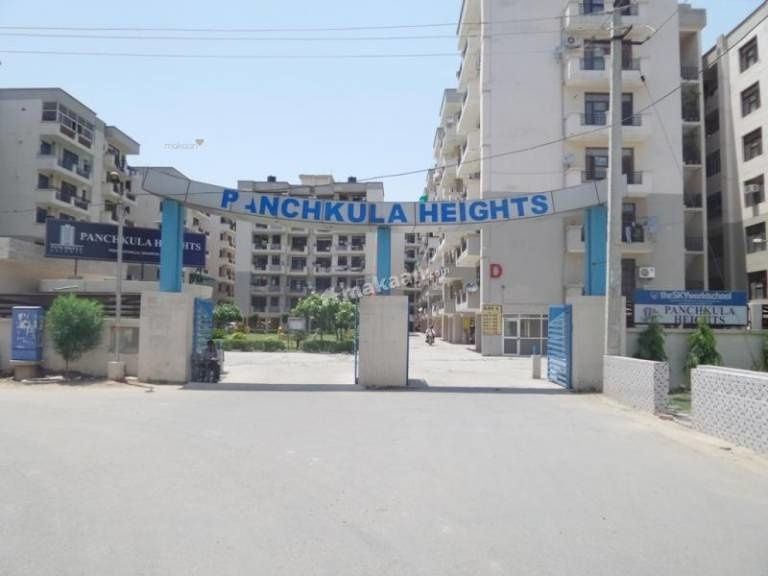 1275 sq ft 2BHK 2BHK+2T (1,275 sq ft) Property By Nirmaaninfratech In Project, PEER MUCHALLA ADJOING SEC 20 PANCHKULA