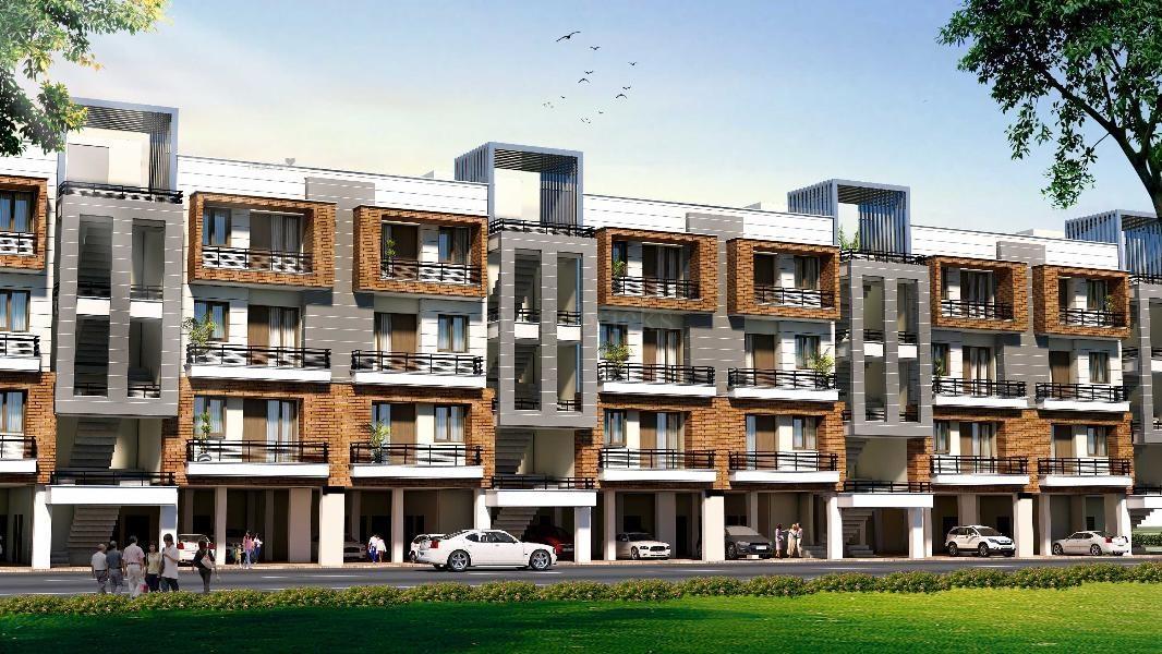 1462 sq ft 3BHK 3BHK+2T (1,462 sq ft) Property By Nirmaaninfratech In Urban vatika, Zirakpur punjab