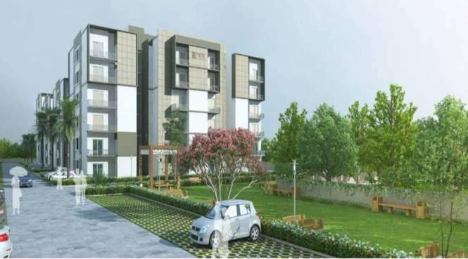 1350 sqft, 3 bhk Apartment in Builder SUSHMA JOYNEST ZRK Zirakpur GAzipur Road, Chandigarh at Rs. 40.0000 Lacs