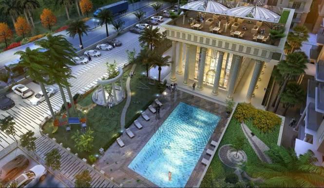 1525 sqft, 3 bhk Apartment in Builder Athens Zirakpur punjab, Chandigarh at Rs. 50.2500 Lacs