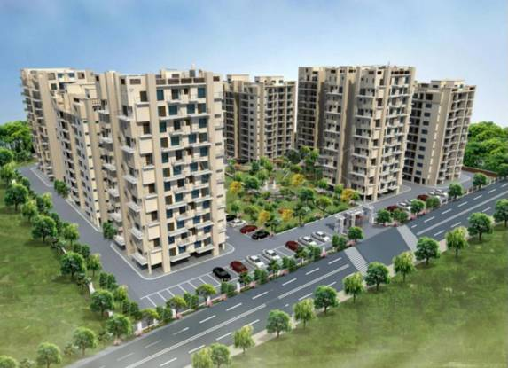 1310 sqft, 2 bhk Apartment in Builder SUSHMA CRESENT Old Ambala Roadm Zirakpur, Chandigarh at Rs. 40.2300 Lacs