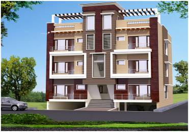 1550 sqft, 1 bhk Apartment in Reputed Bliss Homes Sector 20, Panchkula at Rs. 40.0000 Lacs