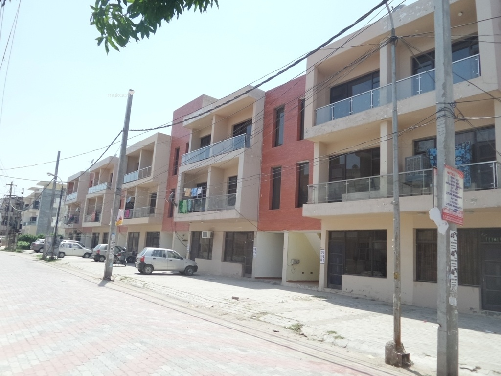 900 sq ft 2BHK 2BHK+2T (900 sq ft) Property By Nirmaaninfratech In M S ENCLAVE, Dhakoli