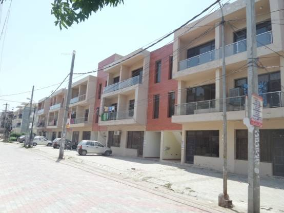 900 sqft, 2 bhk BuilderFloor in Builder M S ENCLAVE Dhakoli, Chandigarh at Rs. 29.9000 Lacs
