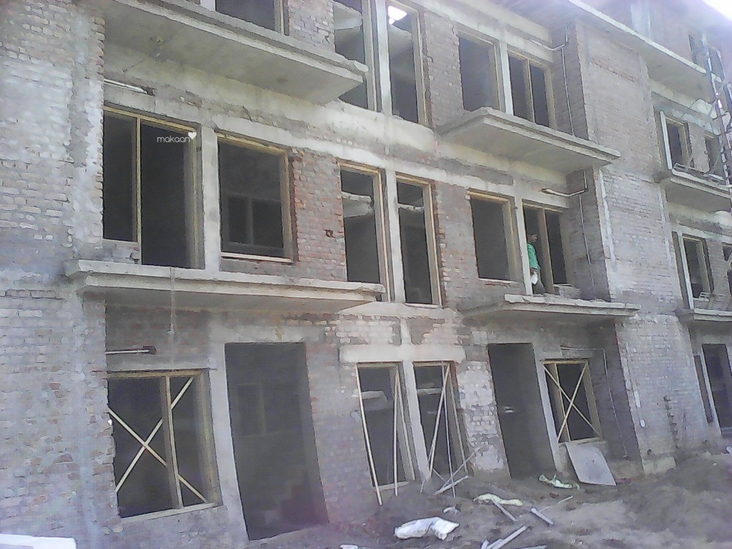 1212 sq ft 3BHK 3BHK+3T (1,212 sq ft) Property By Nirmaaninfratech In Rosewood Estate Apartment, Dera Bassi