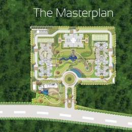 1560 sqft, 3 bhk Apartment in Builder highrise Zirakpur, Mohali at Rs. 48.2500 Lacs
