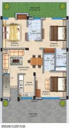 1268 sqft, 3 bhk BuilderFloor in Builder gbp rosewood estate phase2 Dera Bassi, Chandigarh at Rs. 34.9000 Lacs