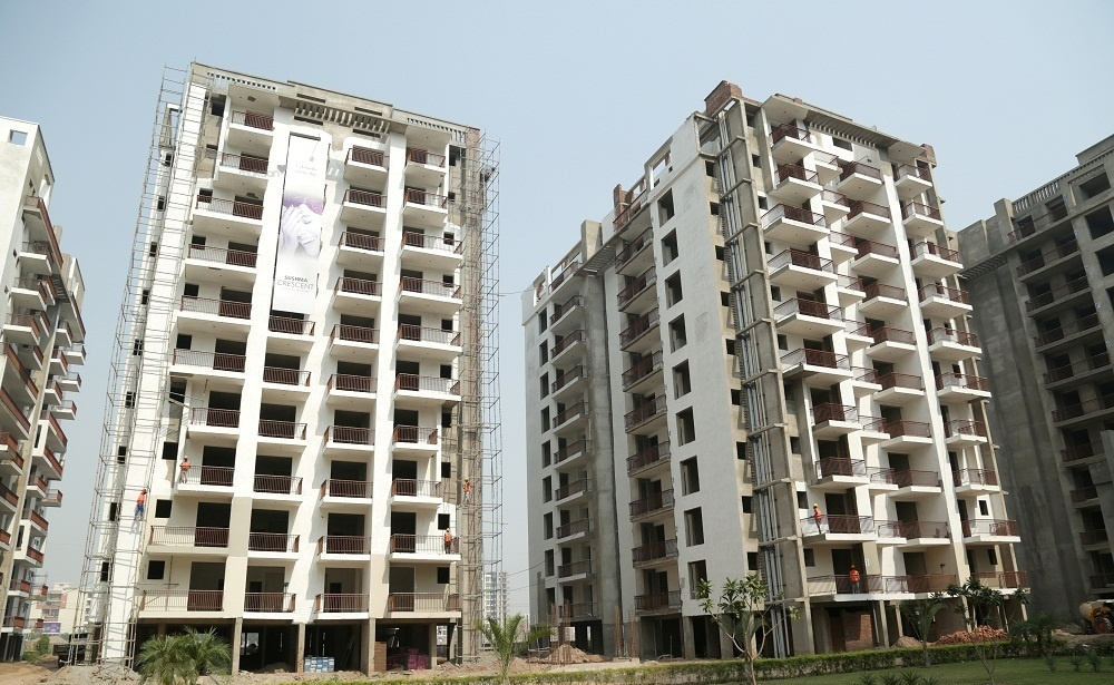 1310 sq ft 2BHK 2BHK+2T (1,310 sq ft) + Pooja Room Property By Nirmaaninfratech In Sushma Crescent, Old Ambala Roadm Zirakpur