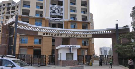 1830 sqft, 3 bhk Apartment in Brigade Altamont Narayanapura on Hennur Main Road, Bangalore at Rs. 30000