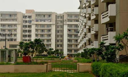 1510 sqft, 2 bhk Apartment in SVP Gulmohur Greens Rajendra Nagar, Ghaziabad at Rs. 11500