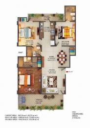 1640 sqft, 3 bhk Apartment in Panchsheel Primrose Shastri Nagar, Ghaziabad at Rs. 60.0000 Lacs