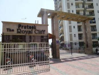 1633 sqft, 3 bhk Apartment in Prateek The Royal Cliff Crossing Republik, Ghaziabad at Rs. 48.0000 Lacs