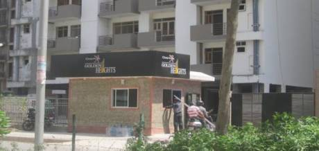 1235 sqft, 2 bhk Apartment in Cosmos Golden Heights Crossing Republik, Ghaziabad at Rs. 34.0000 Lacs