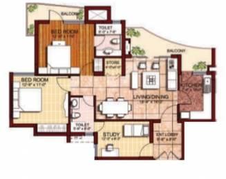 1510 sqft, 2 bhk Apartment in Builder gulmohar greeen Mohan Nagar, Ghaziabad at Rs. 70.0000 Lacs