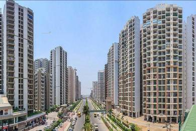 1105 sqft, 2 bhk Apartment in Ajnara Gen X Crossing Republik, Ghaziabad at Rs. 8000