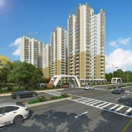 1060 sqft, 2 bhk Apartment in Wall Rock Aishwaryam Sector 16C Noida Extension, Greater Noida at Rs. 37.0000 Lacs