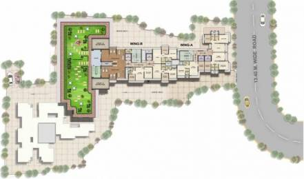 396 sqft, 1 bhk Apartment in Suyog Suyog Jeevan Anand Bhandup West, Mumbai at Rs. 59.7865 Lacs