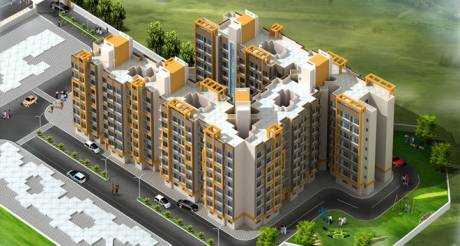 640 sqft, 1 bhk Apartment in Orchid Galaxy Apartment D E Wing Vasai, Mumbai at Rs. 31.8400 Lacs