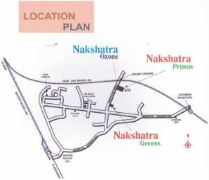 500 sqft, 1 bhk Apartment in JSB Nakshatra Ozone Naigaon East, Mumbai at Rs. 21.0000 Lacs