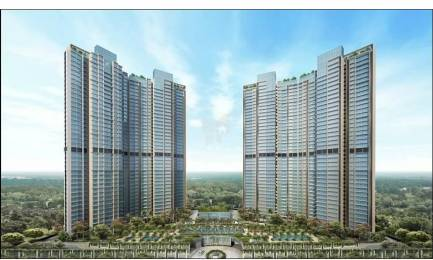 631 sqft, 1 bhk Apartment in Rajesh Whitecity Phase 1 Wing A Kandivali East, Mumbai at Rs. 95.2360 Lacs