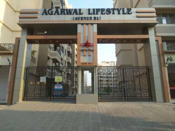 599 sqft, 2 bhk Apartment in Builder Agrawal lifestyle avenue B 1 Virar West, Mumbai at Rs. 46.2200 Lacs