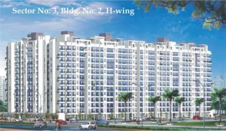 446 sqft, 1 bhk Apartment in S R And Shah Surya Kirti Heights and Tower Virar, Mumbai at Rs. 25.5936 Lacs