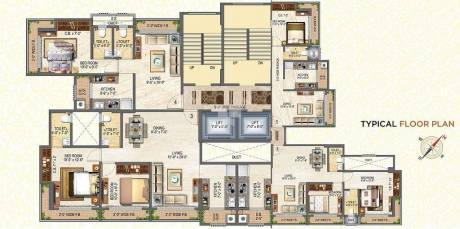 765 sqft, 1 bhk Apartment in Sai Plaza Bhayandar East, Mumbai at Rs. 57.1455 Lacs