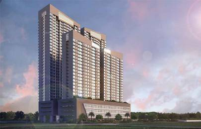 708 sqft, 2 bhk Apartment in UK Iridium Kandivali East, Mumbai at Rs. 1.0000 Cr