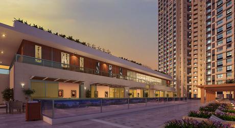 1108 sqft, 3 bhk Apartment in TATA Amantra Phase 2 Bhiwandi, Mumbai at Rs. 77.5070 Lacs