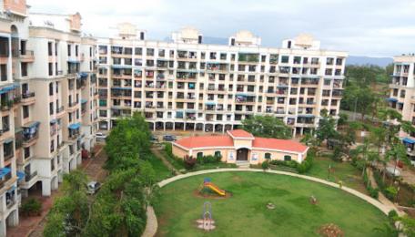 1080 sqft, 2 bhk Apartment in Moraj Riverside Park Panvel, Mumbai at Rs. 80.0000 Lacs