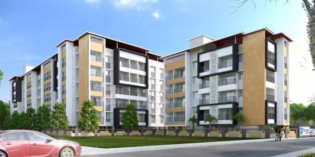 1015 sqft, 2 bhk Apartment in Builder Nirmaan Homes Mathura Derebail, Mangalore at Rs. 36.7400 Lacs