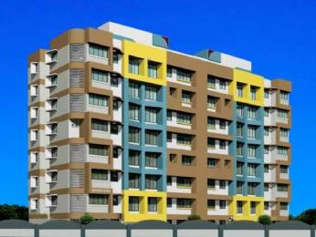 637 sqft, 1 bhk Apartment in Jangid Estate Mira Road East, Mumbai at Rs. 12000