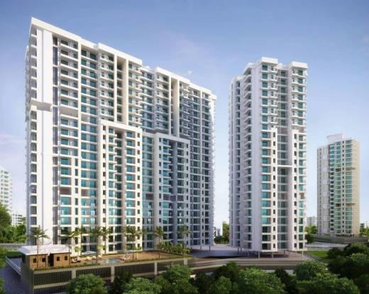 1000 sqft, 2 bhk Apartment in Kanungo Pinnacolo Mira Road East, Mumbai at Rs. 21500