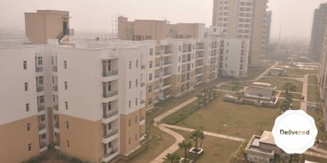 980 sqft, 2 bhk Apartment in Builder Omaxe Palm Greens Sector Mu, Greater Noida at Rs. 45.0000 Lacs