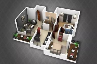 825 sqft, 2 bhk Apartment in Moze Unique Residency Wagholi, Pune at Rs. 36.0000 Lacs