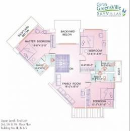 2835 sqft, 4 bhk Apartment in Geras Greens Ville Sky Villas Kharadi, Pune at Rs. 1.5500 Cr