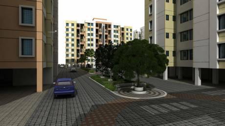 750 sqft, 1 bhk Apartment in Venkatesh Oxy Evolve Wagholi, Pune at Rs. 27.0000 Lacs