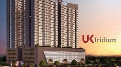 835 sqft, 2 bhk Apartment in UK Iridium Apartments Kandivali East, Mumbai at Rs. 79.3200 Lacs
