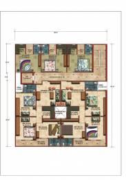 380 sqft, 1 bhk Apartment in Zenext Zenext Heights Sector 14 Dwarka, Delhi at Rs. 11.9000 Lacs