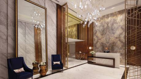 3141 sqft, 3 bhk Apartment in DLF The Crest Sector 54, Gurgaon at Rs. 6.1250 Cr