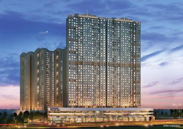673 sqft, 1 bhk Apartment in Puraniks Rumah Bali Thane West, Mumbai at Rs. 57.0000 Lacs