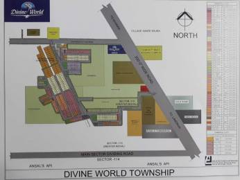 828 sqft, 2 bhk Villa in Om Divine Developers and Infrastructure Divine World Sector 115 Mohali, Mohali at Rs. 32.9000 Lacs