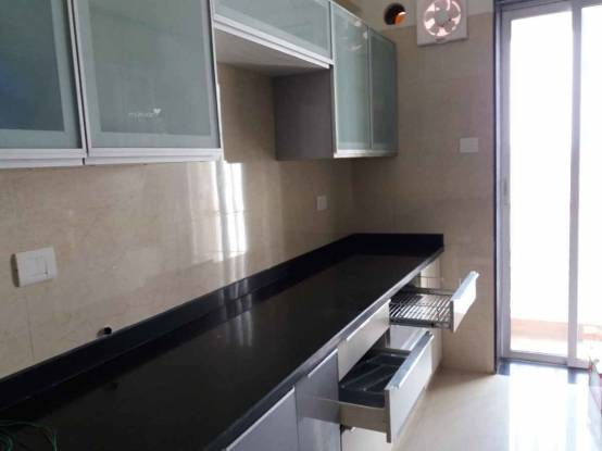 1750 sqft, 3 bhk Apartment in Lokhandwala Octacrest Kandivali East, Mumbai at Rs. 40000