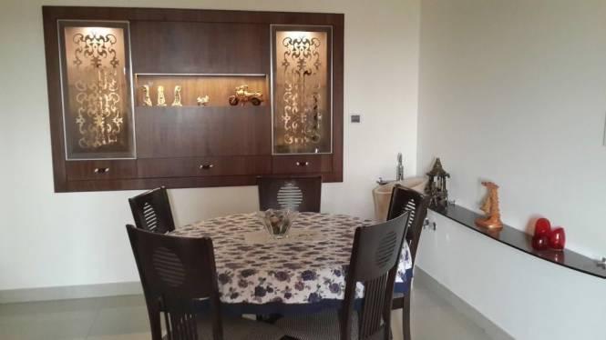 1245 sqft, 3 bhk Apartment in Lokhandwala Sapphire Heights Kandivali East, Mumbai at Rs. 39000