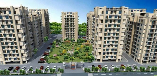 1860 sqft, 3 bhk Apartment in Builder sushma crecent Dhakoli, Chandigarh at Rs. 59.8000 Lacs