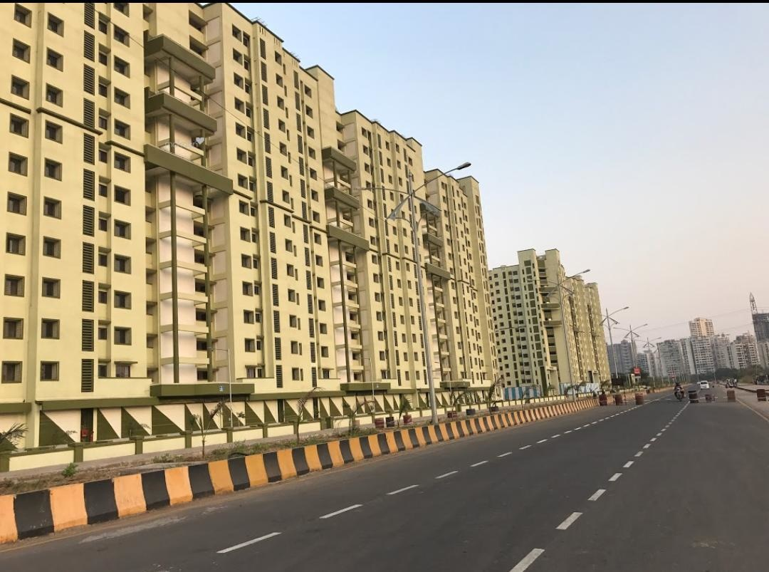 600 sq ft 1BHK 1BHK+1T (600 sq ft) Property By Bhoomi Enterprises In Project, Kharghar